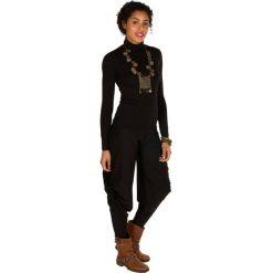 Odzież damska: Spodnie w kolorze czarnym