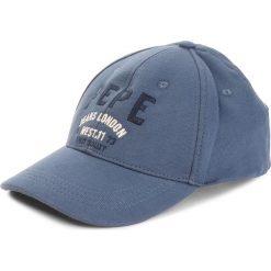 Czapka z daszkiem PEPE JEANS - Arsenal Cap PM040361  Navy 595. Szare czapki z daszkiem damskie marki Calvin Klein Jeans, na zimę, z jeansu. Za 99,00 zł.