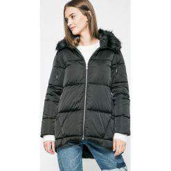 Answear - Kurtka Ur Your Only Limit. Szare kurtki damskie pikowane marki ANSWEAR, l, z poliesteru, z kapturem. W wyprzedaży za 159,90 zł.