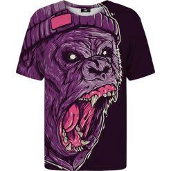 T-shirt ze wzorem Gorilla. Brązowe t-shirty damskie Pakamera. Za 129,00 zł.