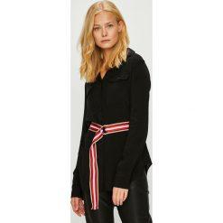 Tally Weijl - Koszula. Szare koszule damskie marki TALLY WEIJL, l, w paski, z tkaniny, casualowe, z długim rękawem. W wyprzedaży za 79,90 zł.