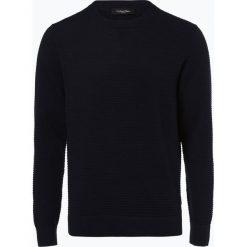 Swetry męskie: Calvin Klein – Sweter męski, niebieski