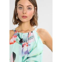 Długie sukienki: Wallis FLORAL ORCHID DRESS Długa sukienka turquoise