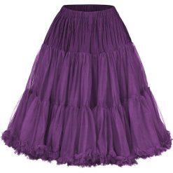 Spódniczki: Banned Lifeforms Petticoat Spódnica fioletowy (Aubergine)