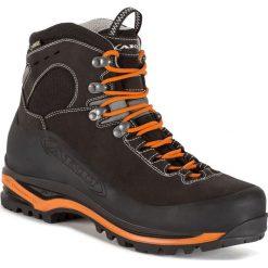 Buty trekkingowe męskie: Aku Buty męskie Superalp GTX Anthracite/ Orange r. 46 (593-170)