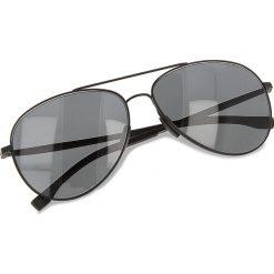 Okulary przeciwsłoneczne BOSS - 0938/S 2P6 M9. Czarne okulary przeciwsłoneczne damskie marki Boss. W wyprzedaży za 849,00 zł.
