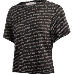 Bluzki sportowe damskie: koszulka sportowa damska Stella McCartney ADIDAS ESSENTIALS LOGO TEE / AX7444