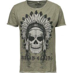 T-shirty męskie z nadrukiem: Key Largo INDIAN Tshirt z nadrukiem khaki