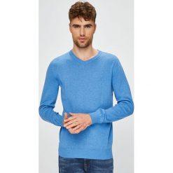 Medicine - Sweter Basic. Szare swetry klasyczne męskie MEDICINE, l, z bawełny. W wyprzedaży za 79,90 zł.