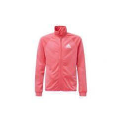 Spodnie dresowe dziewczęce: Zestawy dresowe adidas  Dres Separates Polyester Closed Hem