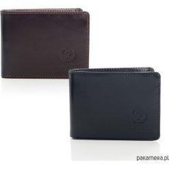 Portfele męskie: Mały portfel męski Paolo Peruzzi PP010
