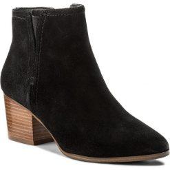 Botki ALDO - Larissi 51946058 91. Czarne buty zimowe damskie ALDO, z materiału. W wyprzedaży za 229,00 zł.