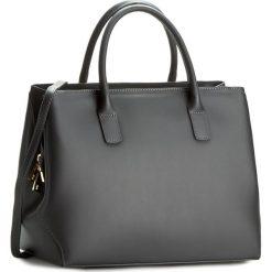Torebka CREOLE - K10213 Ciemny Szary. Szare torebki klasyczne damskie Creole, ze skóry. W wyprzedaży za 299,00 zł.