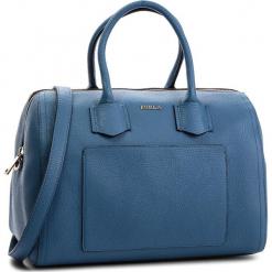 Torebka FURLA - Alba 984388 B BTE2 HSF Genziana e. Niebieskie torebki klasyczne damskie marki Furla, ze skóry, duże. W wyprzedaży za 1219,00 zł.