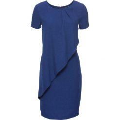 Sukienki balowe: Sukienka bonprix ciemnoniebieski