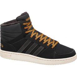 Buty męskie adidas Hoops Vs Mid adidas czarne. Czarne buty sportowe męskie marki Nike, z materiału, nike tanjun. Za 279,90 zł.