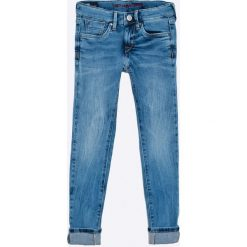 Rurki dziewczęce: Pepe Jeans - Jeansy dziecięce Pixlette 122-176
