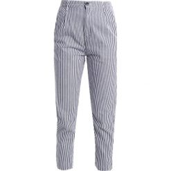 Chinosy damskie: Carhartt WIP PULLMAN ANKLE PANT Chinosy blue/white rinsed