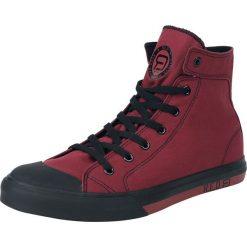 Tenisówki męskie: RED by EMP Basic Sneaker Buty sportowe czerwony