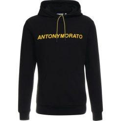 Antony Morato FELPA CON CAPPUCCIO E STAMPA LOGATA Bluza z kapturem nero. Zielone bluzy męskie rozpinane marki Antony Morato, m, z bawełny. Za 379,00 zł.