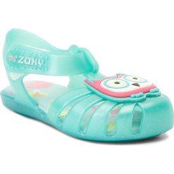 Sandały dziewczęce: Sandały ZAXY – Glow In The Dark Baby 82443 Green 90064 AA385001 33412
