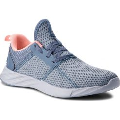 Buty Reebok - Astroride Strike CN5305 Blu/Gry/Shdw/Pink. Niebieskie buty do biegania damskie Reebok, z materiału. W wyprzedaży za 209,00 zł.