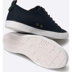 Calvin Klein Jeans - Tenisówki Arnold. Szare tenisówki męskie marki Calvin Klein Jeans, z jeansu, na sznurówki. Za 339,90 zł.