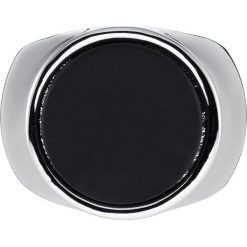 Sygnety męskie: Icon Brand Pierścionek silvercoloured