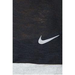 Nike - Top. Szare topy sportowe damskie marki Nike, m, z dzianiny, z krótkim rękawem. W wyprzedaży za 119,90 zł.