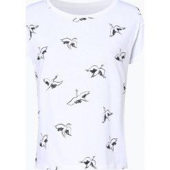 ARMEDANGELS - T-shirt damski- Nalin Cranes in The Sky, czarny. Czarne t-shirty damskie ARMEDANGELS, s, z bawełny. Za 99,95 zł.