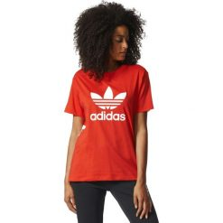 T-shirty damskie: KOSZULKA ADIDAS T SHIRT SS BF TREFOIL BJ8285