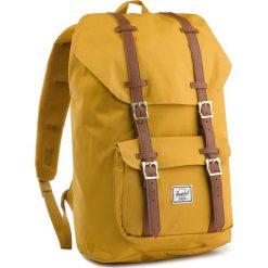 Plecak HERSCHEL - Lil Amer 10014-02074  Arrowwood. Żółte plecaki męskie Herschel, z materiału. Za 469,00 zł.