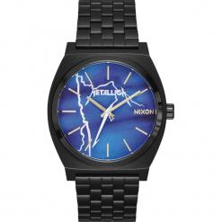 Nixon Metallica - Ride The Lighting Zegarek na rękę czarny. Czarne zegarki męskie Nixon, szklane. Za 509,90 zł.