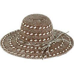 Kapelusz damski Canadian summer brązowy. Brązowe kapelusze damskie marki Art of Polo. Za 37,60 zł.