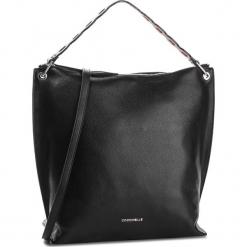 Torebka COCCINELLE - CL5 Naive E1 CL5 13 01 01 Noir/Brule 317. Czarne torebki klasyczne damskie marki Coccinelle, ze skóry. W wyprzedaży za 869,00 zł.