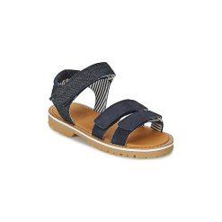 Sandały Dziecko  Petit Bateau  WHAT. Białe sandały chłopięce marki Havaianas, z motywem z bajki, z tworzywa sztucznego. Za 223,30 zł.