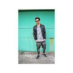 T-shirty męskie: T-SHIRT BUTTONS TEE UNISEX kolory