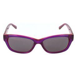 """Okulary przeciwsłoneczne damskie: Okulary przeciwsłoneczne """"GU7409"""" w kolorze różowo-fioletowym"""