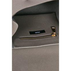 Answear - Plecak Wild Nature. Szare plecaki damskie ANSWEAR, z materiału. W wyprzedaży za 99,90 zł.