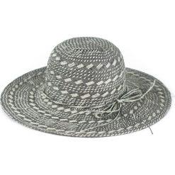 Kapelusz damski Canadian summer szary. Szare kapelusze damskie marki Art of Polo. Za 37,60 zł.