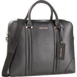 Plecaki męskie: Torba na laptopa PUCCINI - BC27461 Czarny 1