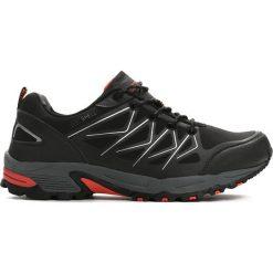 Buty sportowe męskie: Czarno-Czerwone Buty Sportowe Racket