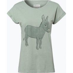 T-shirty damskie: ARMEDANGELS – T-shirt damski – Liv Donkey, beżowy