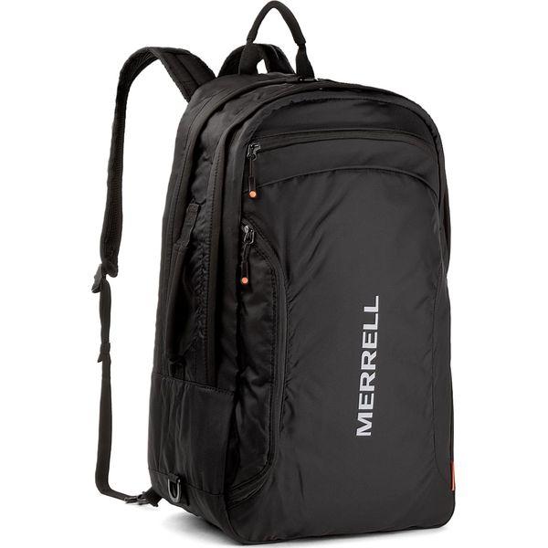 d07cb60991913 Plecak MERRELL - Morley 2.0 JBF23631 Black 010 - Czarne plecaki męskie  Merrell, w paski, z tkaniny, sportowe. W wyprzedaży za 189,00 zł.