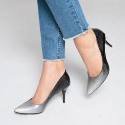 Buty ślubne damskie: Czółenka z cieniowaniem