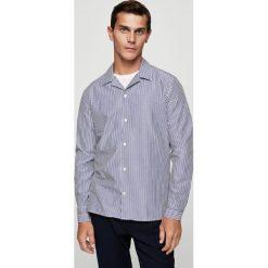Koszule męskie na spinki: Mango Man - Koszula Saka