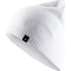 Czapka damska CAD600 - biały - Outhorn. Białe czapki zimowe damskie Outhorn, na jesień. Za 19,99 zł.