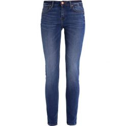 Lee SCARLETT Jeans Skinny Fit midtown blues. Niebieskie jeansy damskie relaxed fit Lee. Za 419,00 zł.