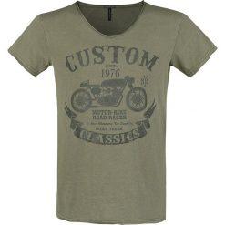 T-shirty męskie: Urban Surface Custom Classics T-Shirt oliwkowy