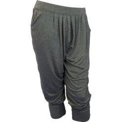 Bryczesy damskie: Rucanor Spodnie damskie Roxy yoga pants szare r. M (29657-820)